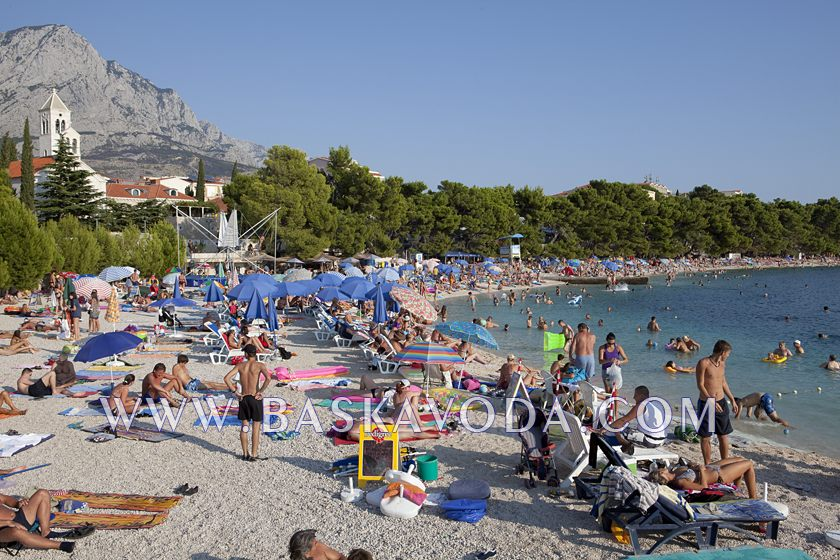 Baška Voda - place for people loves to communicate, making new friendships